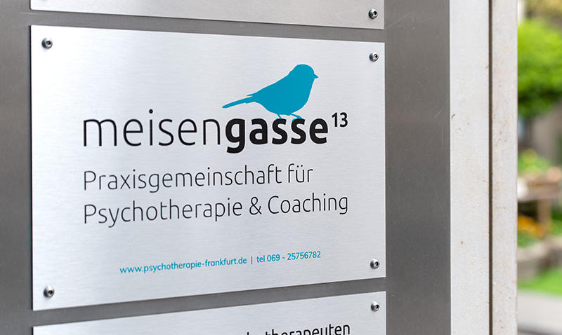 Corporate Design für die meisengasse13